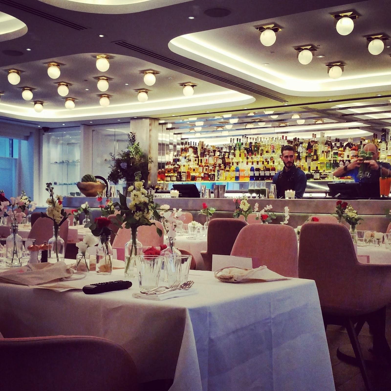najlepsza restauracja w Londynie