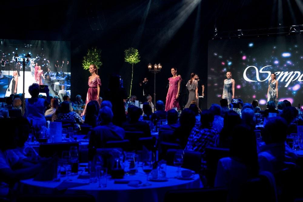 pokazy mody w Poznaniu na targach mody fashion fair