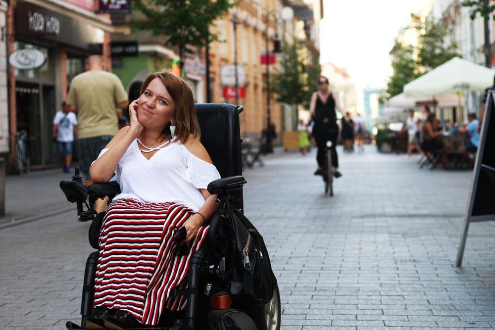 dyskryminacja osób niepełnosprawnych