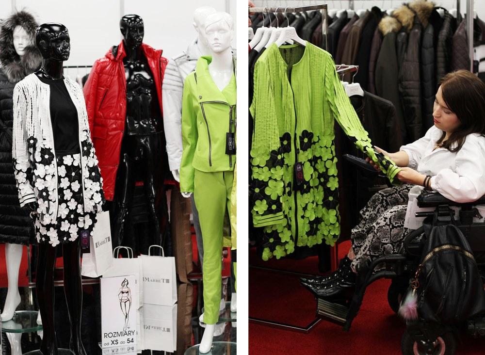 Wiosenne trendy na Targach Mody Poznań 2019 blog o modzie