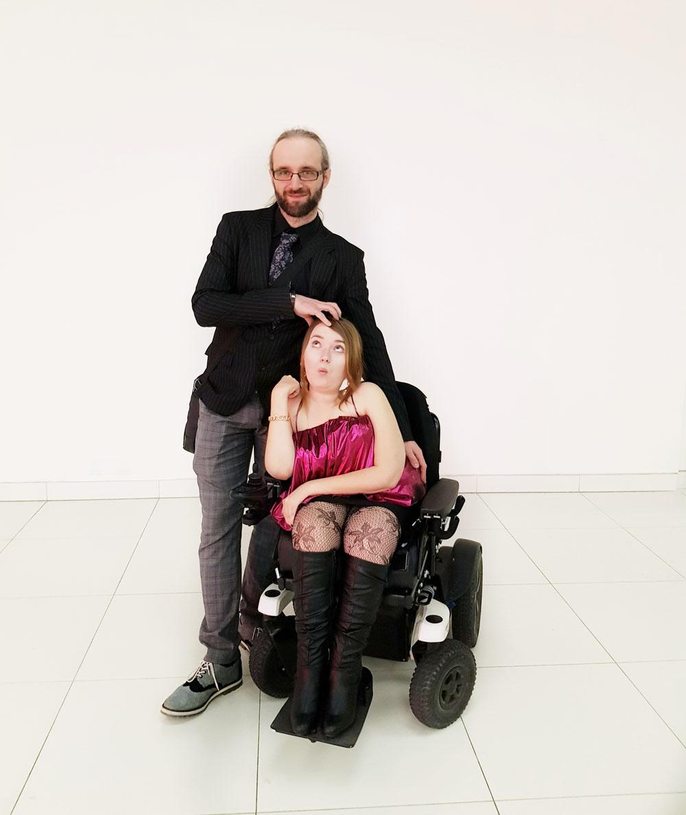 niepełnosprawność w Polsce - poczucie bycia ciężarem