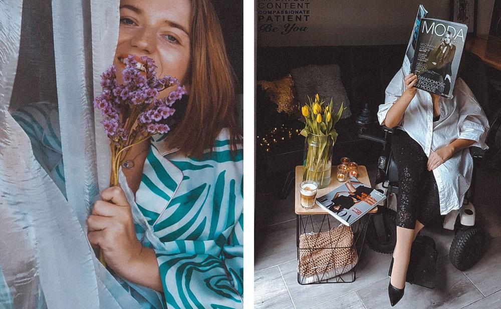 poradnik fotograficzny dla początkujących blogerow i influencerow jak zrobić ciekawe zdjęcia w domu pomysły i inspiracje
