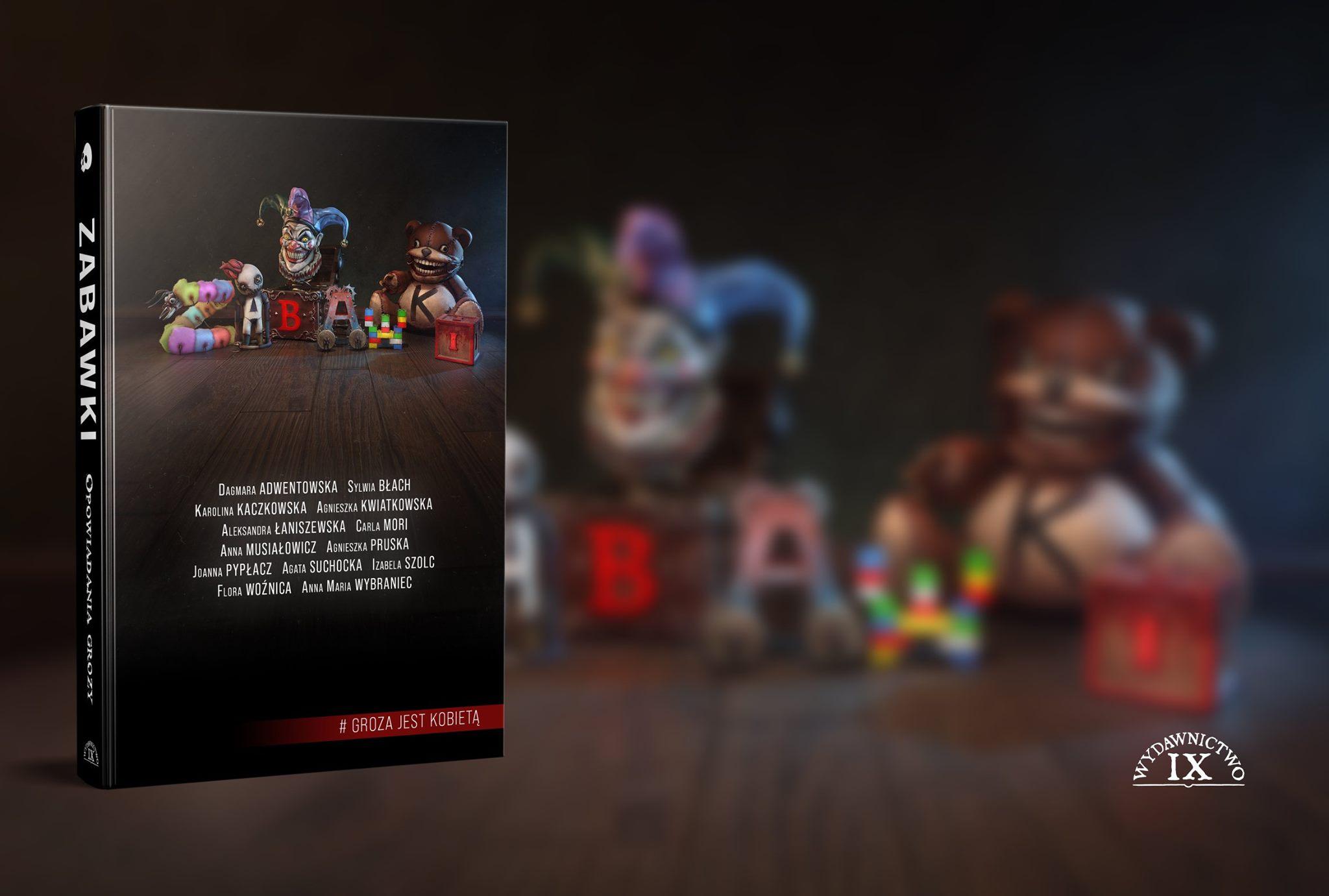 """Premiera antologii horroru: """"Zabawki"""". Groza jest kobietą!"""